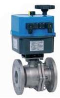 Кран шаровой полнопроходной разборный фланцевый с электроприводом 24В VANTA 44-016-910