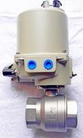 Кран шаровой полнопроходной муфтовый с электроприводом ГЗ 24В VANTA 44-091-900