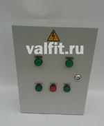 Блок управления электроприводом задвижки тип: БЭЗ