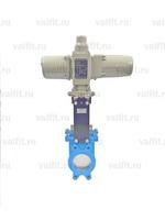 Задвижка шиберная с электроприводом VANTA 25-001-908