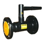 Клапан балансировочный стальной фланцевый Ballorex FODRV