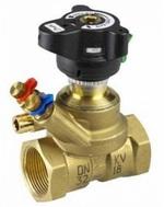Балансировочный клапан ручной р/р MVT, Danfoss