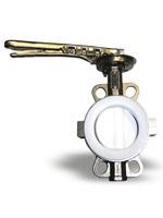 Затвор дисковый поворотный межфланцевый VANTA 12-007