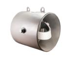 Клапан обратный поворотный стальной под приварку тип: 19С47НЖ