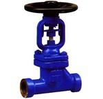 Клапан запорный сильфонный стальной под приварку тип: 1529