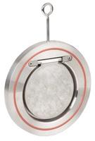 Клапан обратный одностворчатый стальной межфланцевый VANTA 82-003