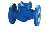 Клапан обратный подъёмный стальной фланцевый VANTA 16-012