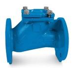 Клапан обратный шаровой чугунный фланцевый VANTA 82-012