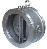 Клапан обратный двухстворчатый из нержавеющей стали межфланцевый VANTA 82-006