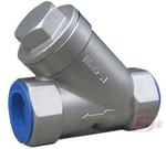 Фильтр сетчатый из нержавеющей стали муфтовый VANTA 74-012