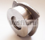 Клапан обратный пружинный из нержавеющей стали межфланцевый VANTA 82-005