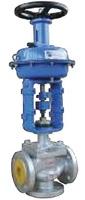 Клапан регулирующий трехходовой разделительный фланцевый с МИМ тип: 23С647НЖ