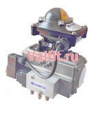 Комплект для подключения пневмопривода тип: VF651-01