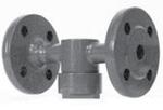 Конденсатоотводчик термодинамический фланцевый тип: 45С13НЖ-ФЛ