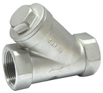 Клапан обратный из нержавеющей стали муфтовый VANTA 82-001