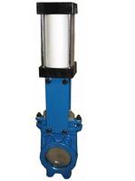 Задвижка шиберная с пневмоприводом VANTA 25-001-61