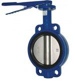 Затвор дисковый поворотный VF442